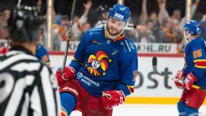 Käsittämätön hylkäys KHL:ssä - Näin Jokereilta vietiin kavennusmaali