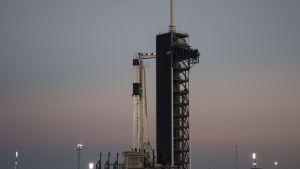 SpaceX laukaisi testiraketin Kansainväliselle avaruusasemalle