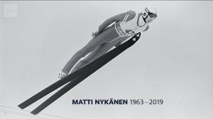 """Ylen pitkäaikainen urheilutoimittaja muistelee Matti Nykästä: """"Hän oli mestari kestämään paineita"""""""