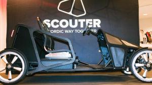 Video: Tampereella kehitetty poljettava sähköauto tähtää maailmanmarkkinoille