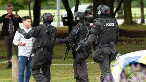 Silminnäkijät kertovat Christchurchin hyökkäyksistä