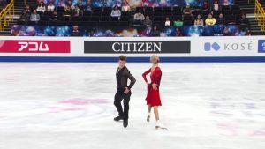 Turkkila ja Versluis onnistuivat MM-jäällä