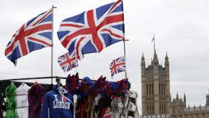 Brittiparlamentti äänestää brexit-vaihtoehdoista