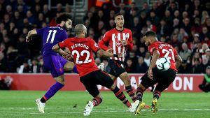 Salah löysi maaliverkot - Näin Liverpool nousi Valioliigan keulille