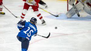 Suomi otti MM-turnauksen avausvoittonsa Venäjästä