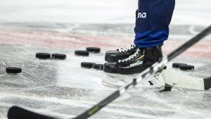 Jääkiekon U18 MM: FIN - SUI