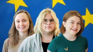 Haaparannan nuoret patistavat Eurooppaa ryhtymään ripeämmin ilmastotöihin