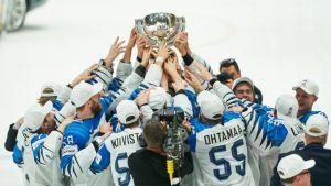Urheiluruudun erikoislähetys: Jääkiekko