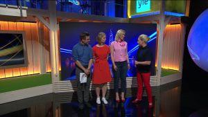 Kirsi Heikkinen avaa jalkapallon sääntömuutoksia