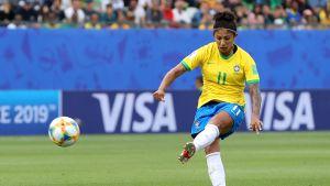 Cristianen hattutemppu siivitti Brasilian voittoon Jamaikasta