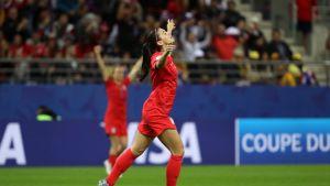 Yhdysvallat nappasi MM-historian suurinumeroisimman voiton