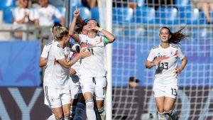 Saksalle selvä 4–0-voitto – Etelä-Afrikka kotimatkalle pisteittä