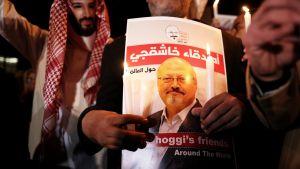 YK-raportoija esittelee sauditoimittaja Khashoggin murhaa koskevan raportin