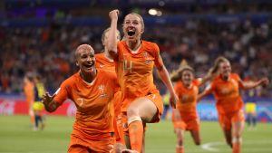 Hollanti päihitti Ruotsin jatkoajalla ja eteni MM-finaaliin