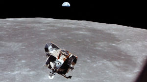 Apollo 11 matkasi Kuuhun 50 vuotta sitten - katso laskeutuminen uudelleen