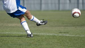 Jalkapallon naisten liiga, ylempi loppusarja Honka - Åland United