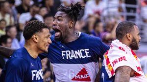 Mon dieu! Näin Ranska tiputti Yhdysvallat koripallon MM-kisoista