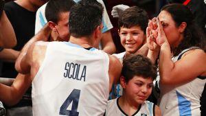 Näin Argentiina lähetti Ranskan pronssiotteluun MM-koripallon välierässä