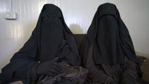 Suomesta Isisiin viedyn tytön tarina