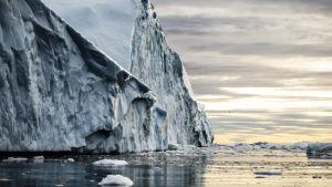 Kansainvälisen ilmastopaneelin IPCC:n raportti valtameristä ja jäätiköistä