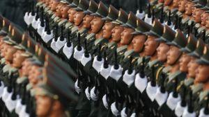 Kiinan kommunistipuolueen juhlaparaati