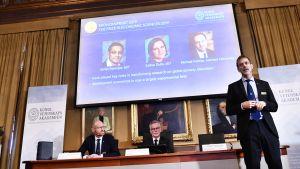 Taloustieteen Nobel-palkinnon saaja julkistetaan