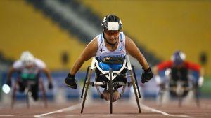 Parayleisurheilun MM, ensimmäinen kilpailupäivä