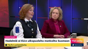 Kasvitautien pelko kasvanut - Suomeen ei saa tuoda kasviksia ja hedelmiä vanhaan tapaan