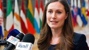 Pääministeri Marin keräsi huomiota huippukokouksessa