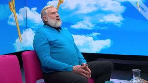 """Juha Mieto kertoo eläkepäivistään: 32 kantoa on revitty irti maasta - """"Tuntuu, että on puhtia"""""""