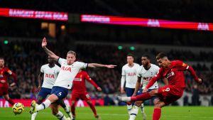Liverpool kaatoi Tottenhamin Firminon osumalla