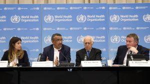 Maailman terveysjärjestö WHO kertoo lisätietoja uudesta koronaviruksesta