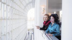 Kaija Saariaho ja Sofi Oksanen kertovat uudesta Innocence-oopperastaan