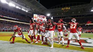 Kansas City Chiefs vei NFL:n mestaruuden