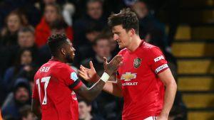 Man United kaatoi Chelsean, jolta VAR vei kaksi maalia