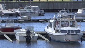 Veneilijät pääsevät Ruotsiin myös Torniosta