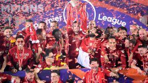 Liverpool pääsi vihdoin nostamaan mestaruuspokaalia