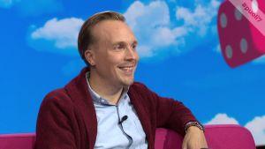 Toimittaja Olli Seuri yllättyi itsekin Lennu-skuupistaan