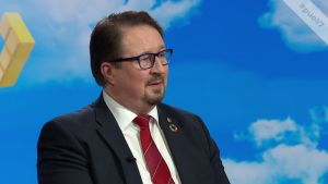 Mika Salmisella on erikoinen luottamustehtävä Euroopan avaruusjärjestössä - suojelee planeettoja