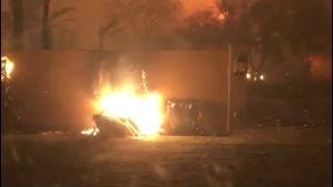 Tuhoisat maastopalot leviävät Kaliforniassa