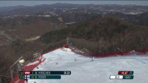 Korean olympialaiset: Samu Torsti selvitti tiensä toiselle kierrokselle