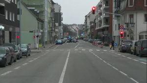 Strasbourgin Neudorfissa poliisioperaatio