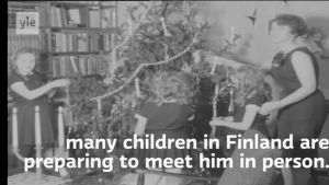 Finland's Santas for hire
