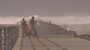 Knud-myrsky iski Tanskaan