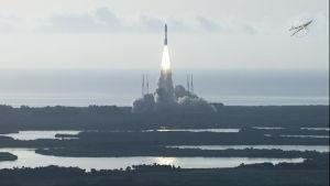 Yhdysvaltain avaruushallinnon Nasan Mars2020-mission luotaimen lähtö kohti  Marsia