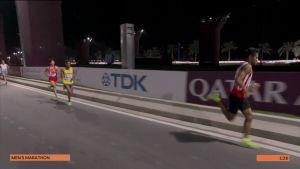 Lelisa Desisa juoksi kauden parhaallaan maratonin mestariksi