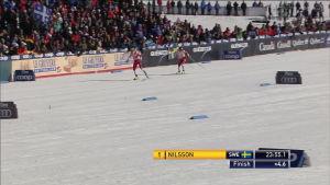 Pelasivatko norjalaiset Pärmäkosken kärkikolmikon ulkopuolelle?