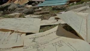 Koulurakennus romahti Nairobissa
