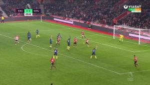 West Hamin kuuma brassitaituri loisti Valioliigassa - Katso Felipe Andersonin näytös