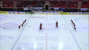 Rockettes voitti muodostelmaluistelun Suomen mestaruuden